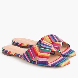 NWT Jcrew Sandal size 11